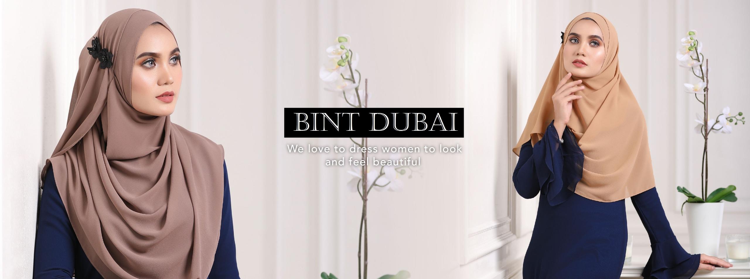 Bint Dubai (@modest-abaya) Cover Image