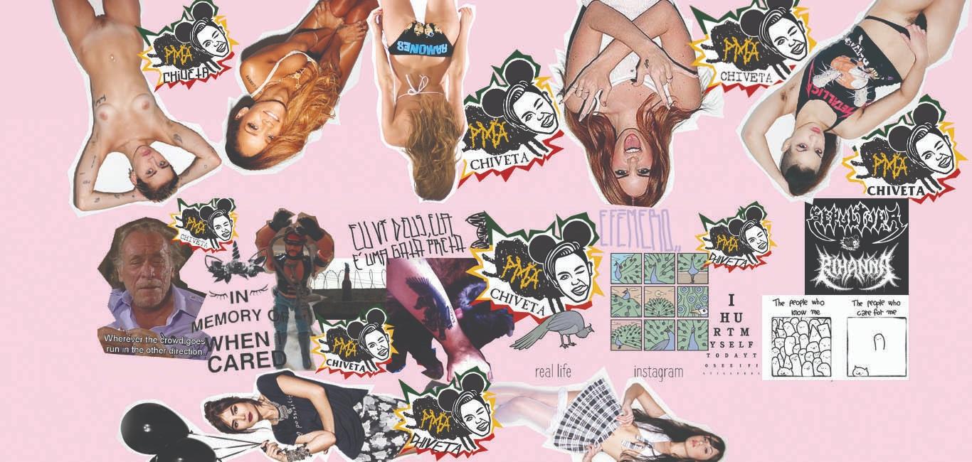 chiveta zine (@chiveta) Cover Image