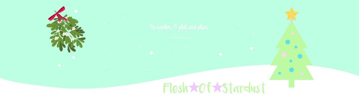 Nova Stardust (@fleshofstardust) Cover Image