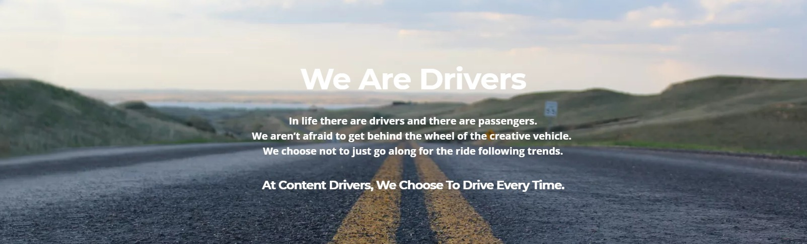 ContentDrivers (@contentdrivers) Cover Image