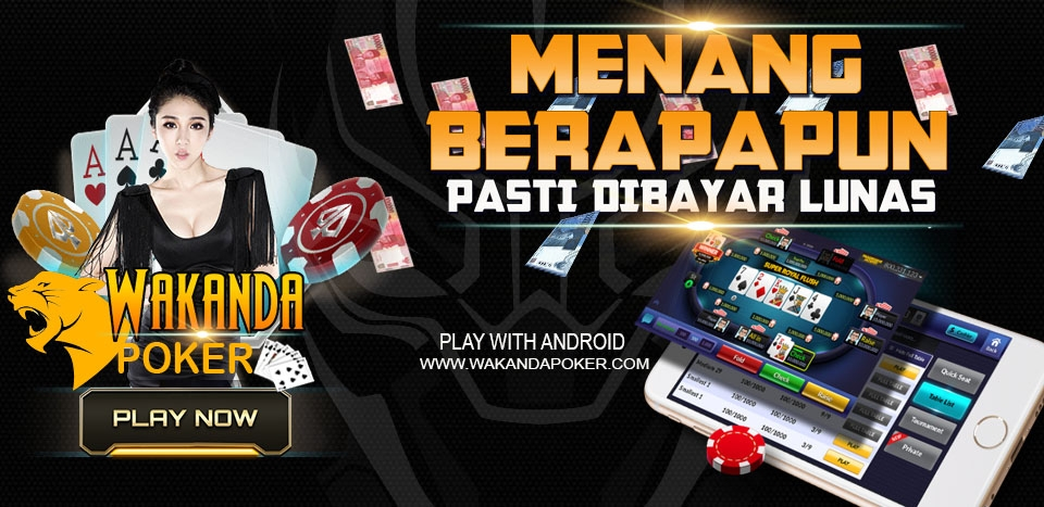 Situs Judi Poker Terpercaya WakandaPoker (@wakandapoker) Cover Image