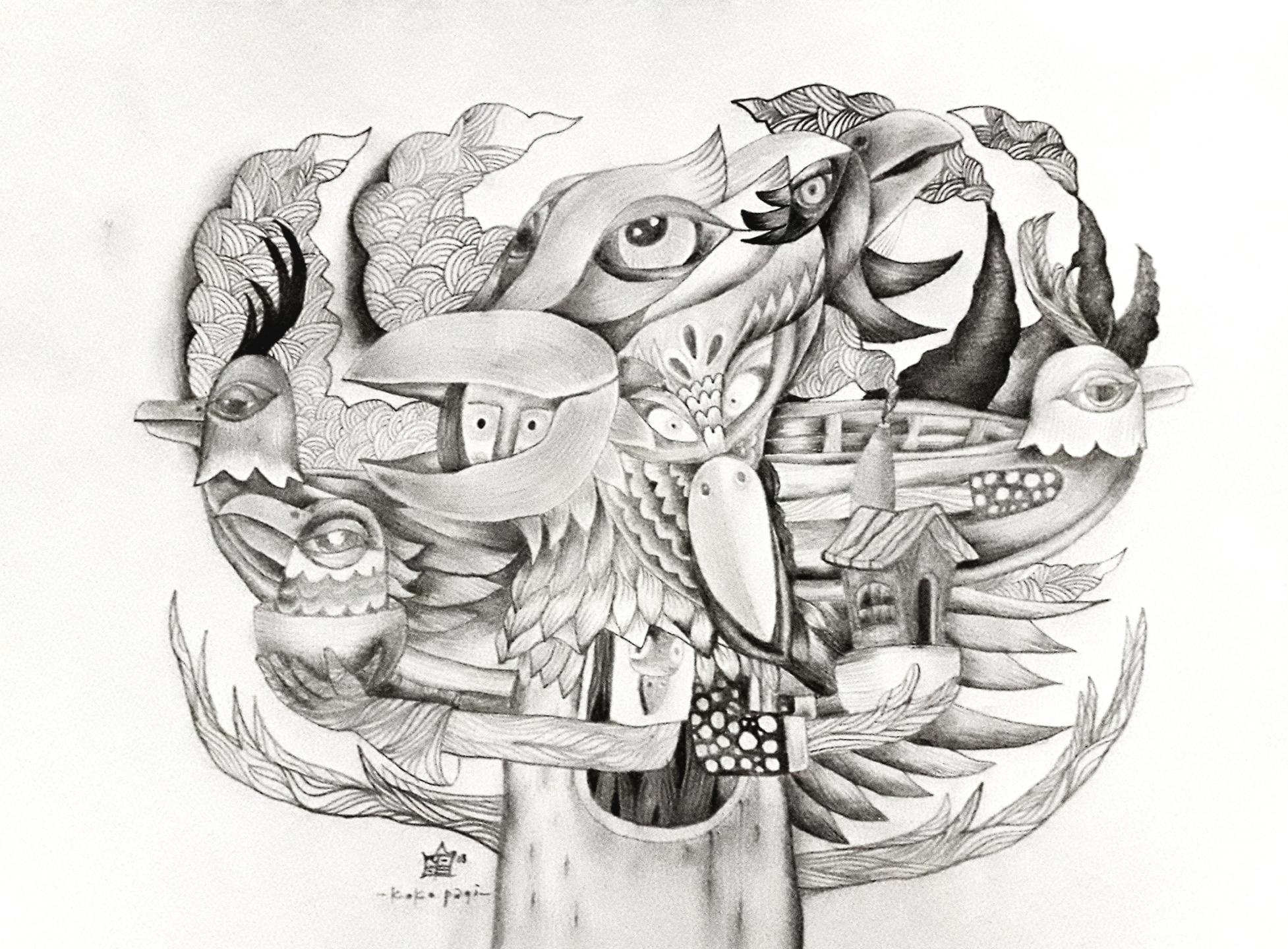 (@pagiku) Cover Image