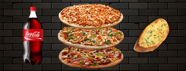Pizza from hot house (@pizzahothouse) Cover Image