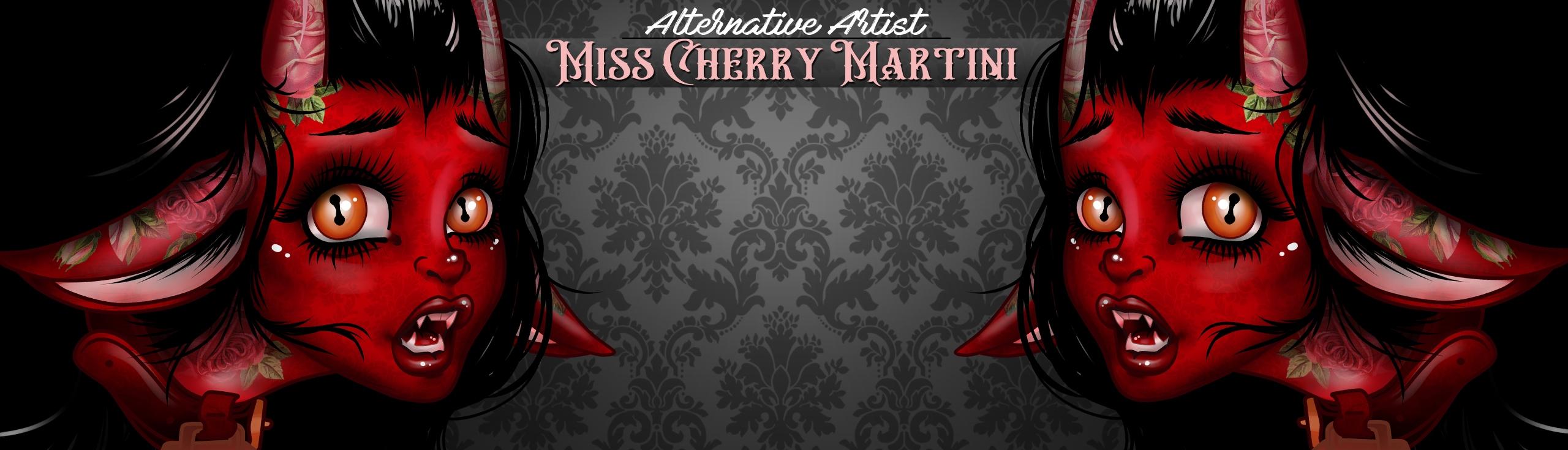 Miss Cherry Martini (@misscherrymartini) Cover Image
