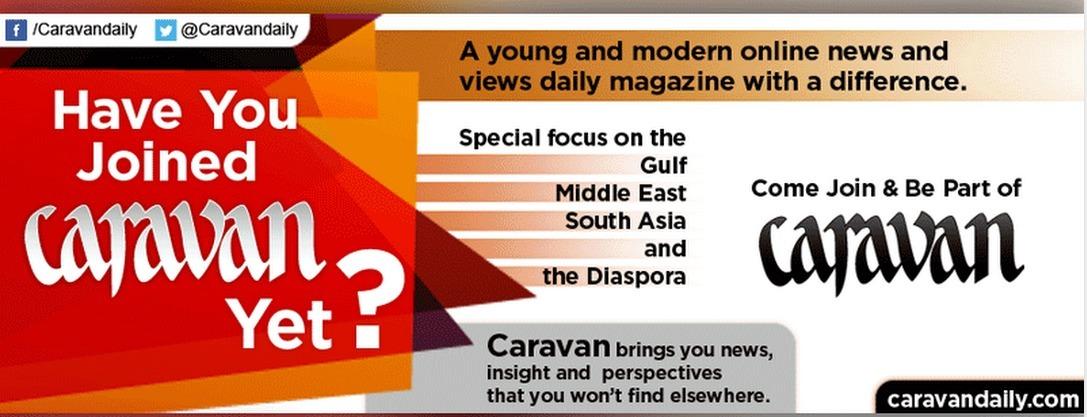 Caravan Daily News (@caravandailynews) Cover Image