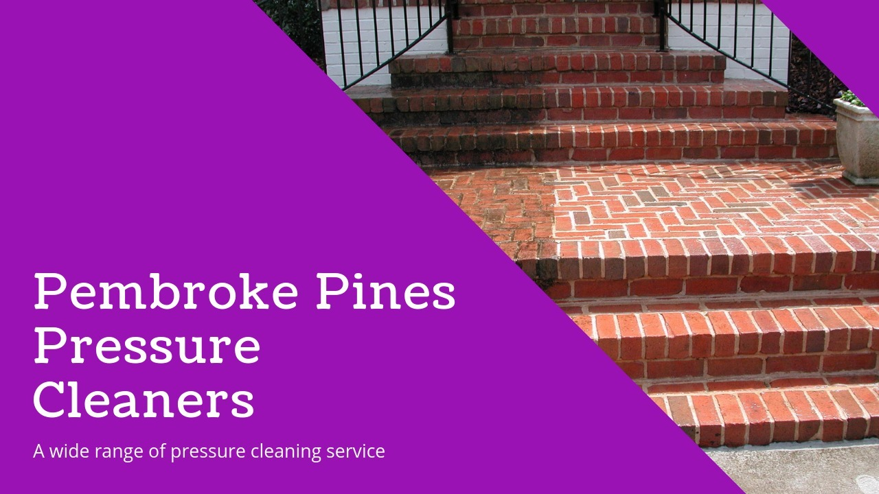 Pembroke Pines Pressure Cleaners (@pppcleaners) Cover Image