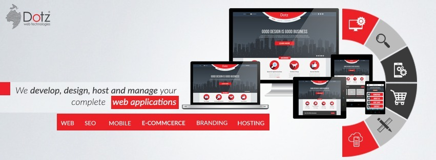 Dotz Web Technologies LLP (@dotzweb) Cover Image