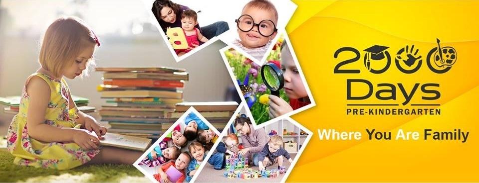 2000 Days Pre-Kindergarten (@2000days) Cover Image