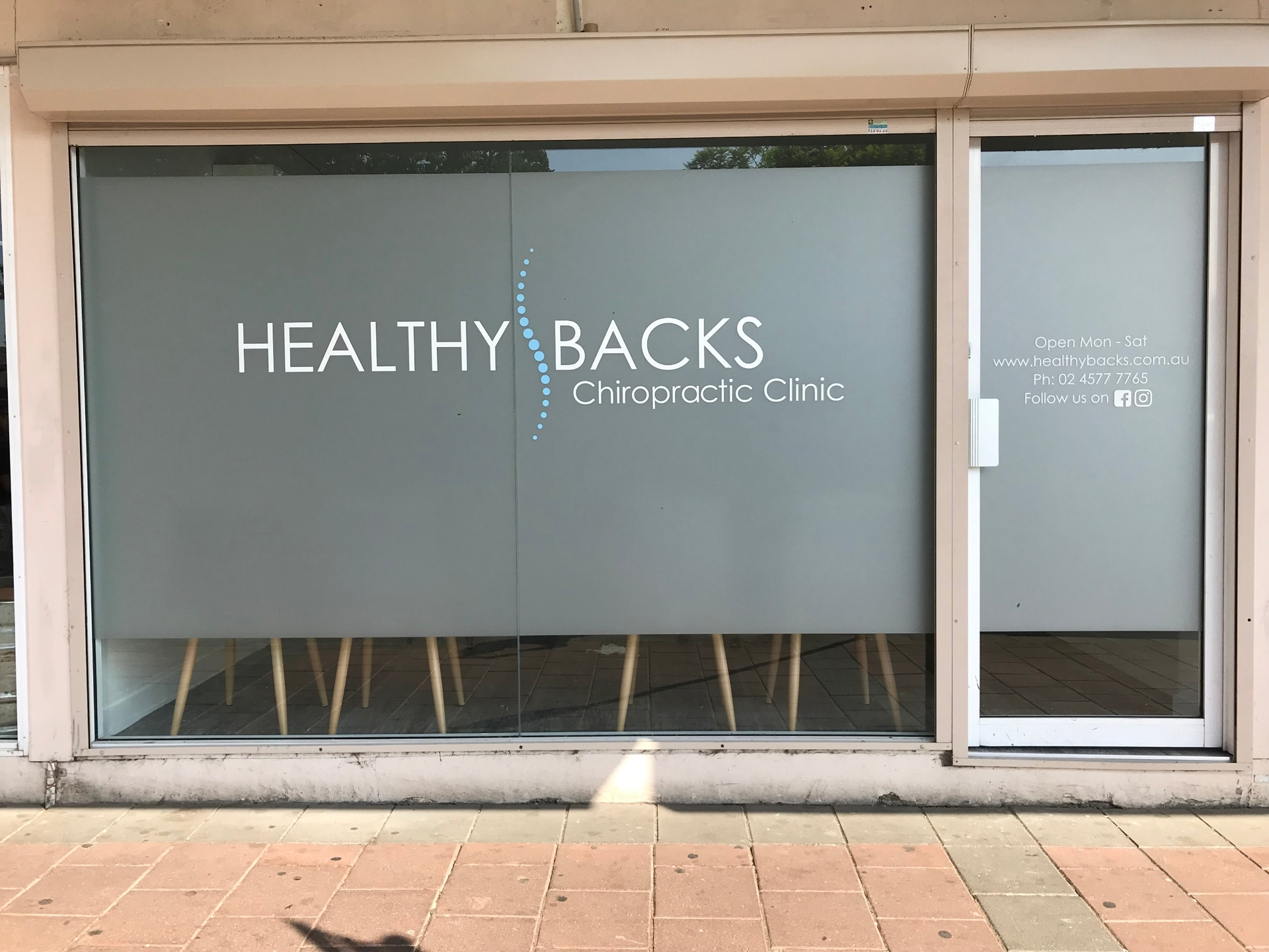 Healthy Backs Chiropractic Clinic (@healthybacks) Cover Image