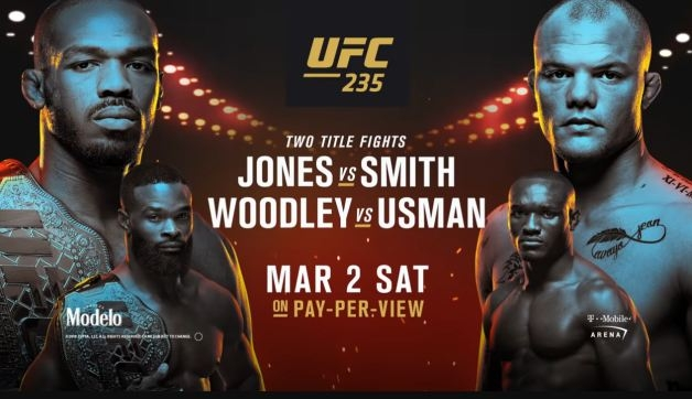 UFC 235 live - Jones vs Smith live Streaming (@ufc235live) Cover Image