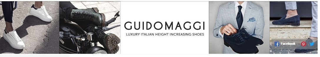 GUIDOMAGGI Luxury Italian Elevator Shoes (@guiodmaggishoes) Cover Image