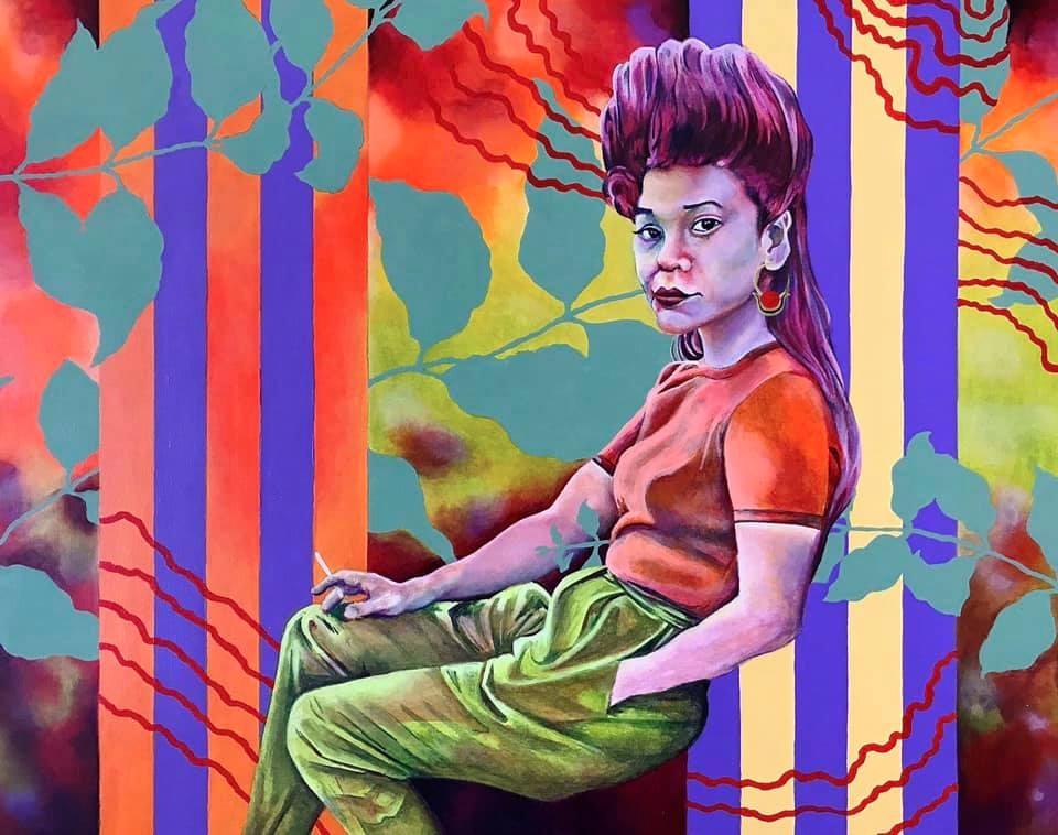 Angelita Martinez (@gritangelarts) Cover Image