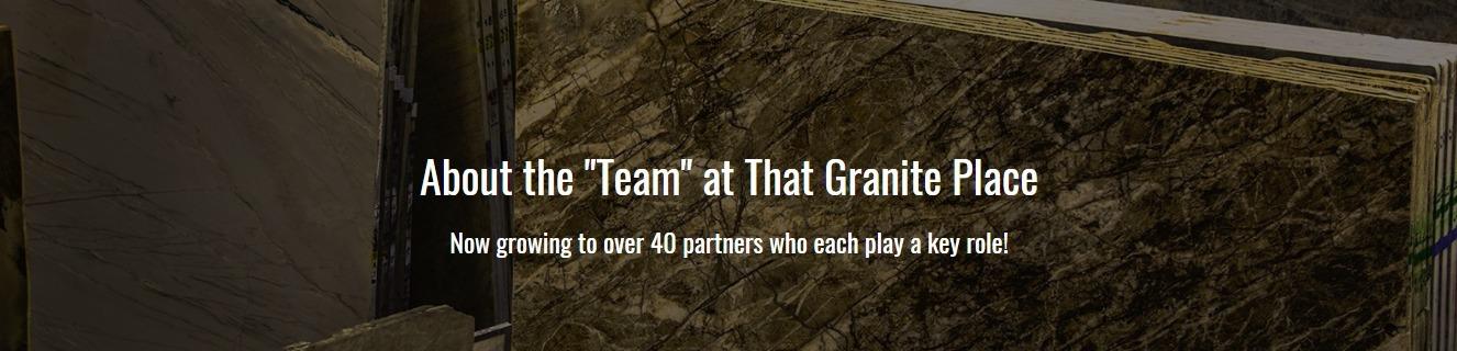 That Granite Place (@thatgraniteplace) Cover Image
