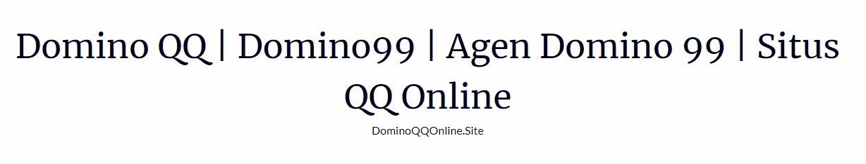 Domino QQ Online (@situsqqonline) Cover Image