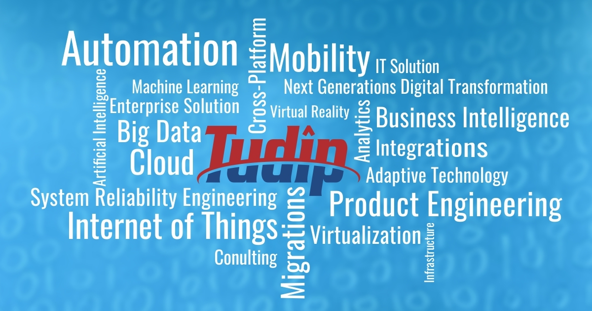 Tudip | IT Services | Digital Transformation | Out (@tudip) Cover Image