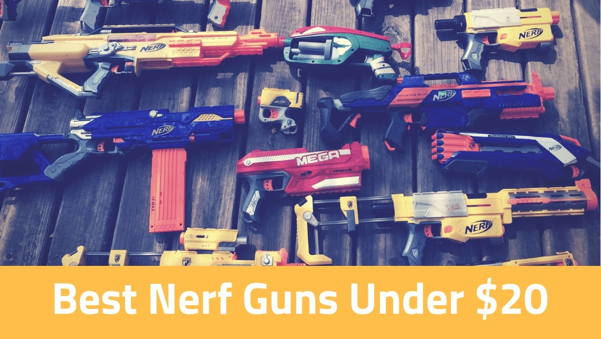 (@54nerfguide) Cover Image