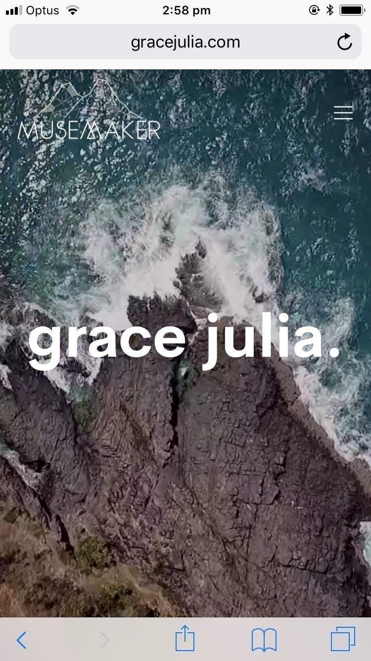 @gracejulia Cover Image