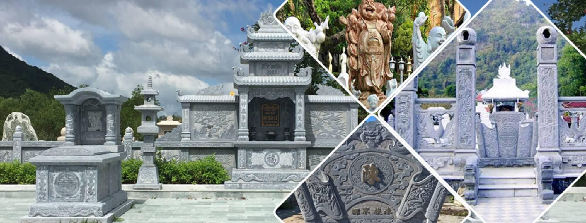 Lăng Mộ Đá Xanh Khối (@langmodaxanhkhoi) Cover Image