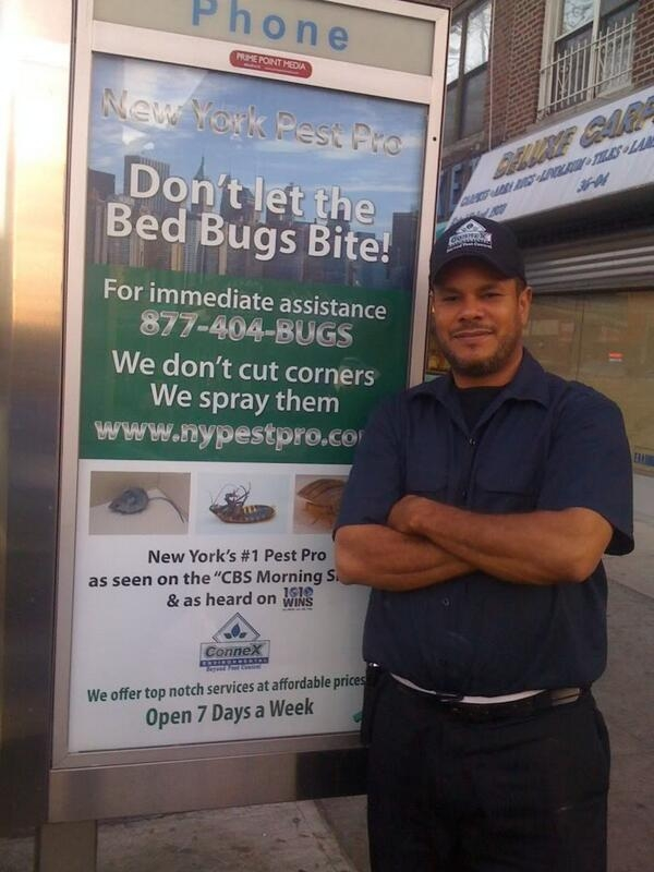 Beyond Pest Control Inc. (@nypestpro) Cover Image