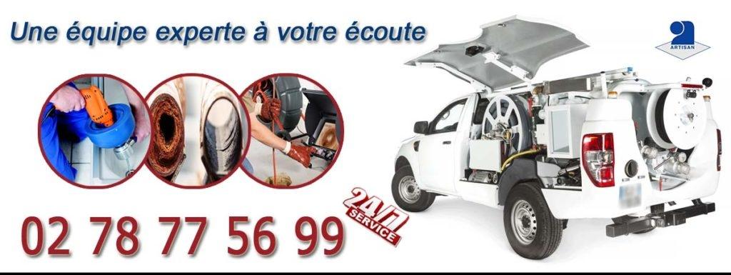 MF Debouchage 76 Seine Maritime (@mfdebouchage76) Cover Image
