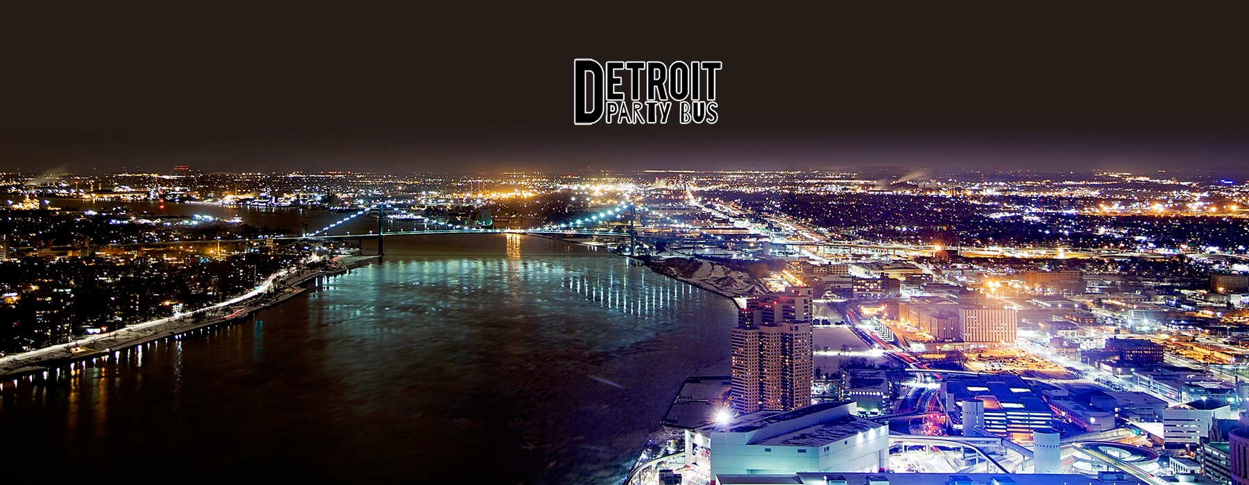 Detroit Party Bus Rentals (@detroitpartybus) Cover Image