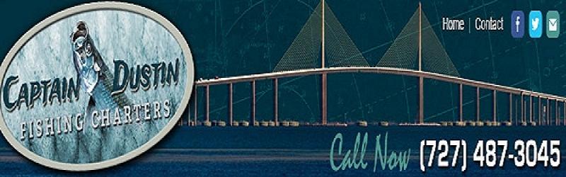 Captain Dustin Fishing Charters (@captaindustin) Cover Image