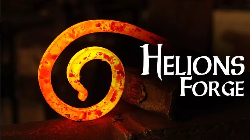 Helions Forge (@helionsforge) Cover Image