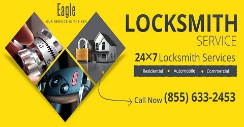Eagle Locksmith LLC (@eaglelocksmith) Cover Image