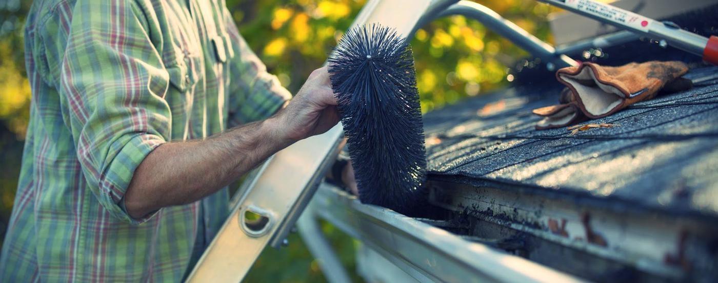 Installing gutter guards (@meshforgutters) Cover Image