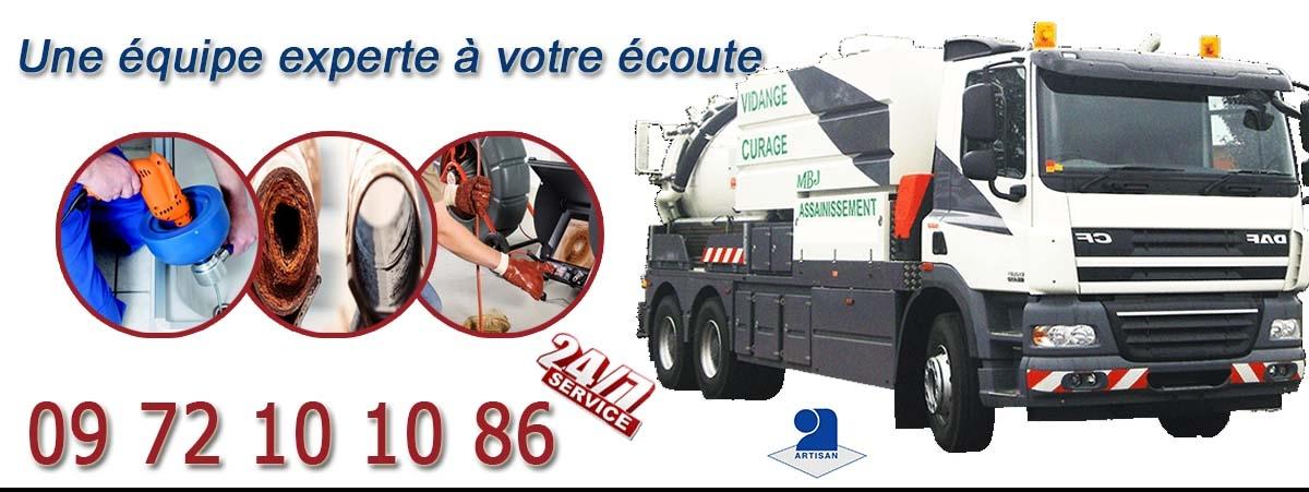 BF Vidange -vidange fosse septique  (@bfvidangehdf) Cover Image