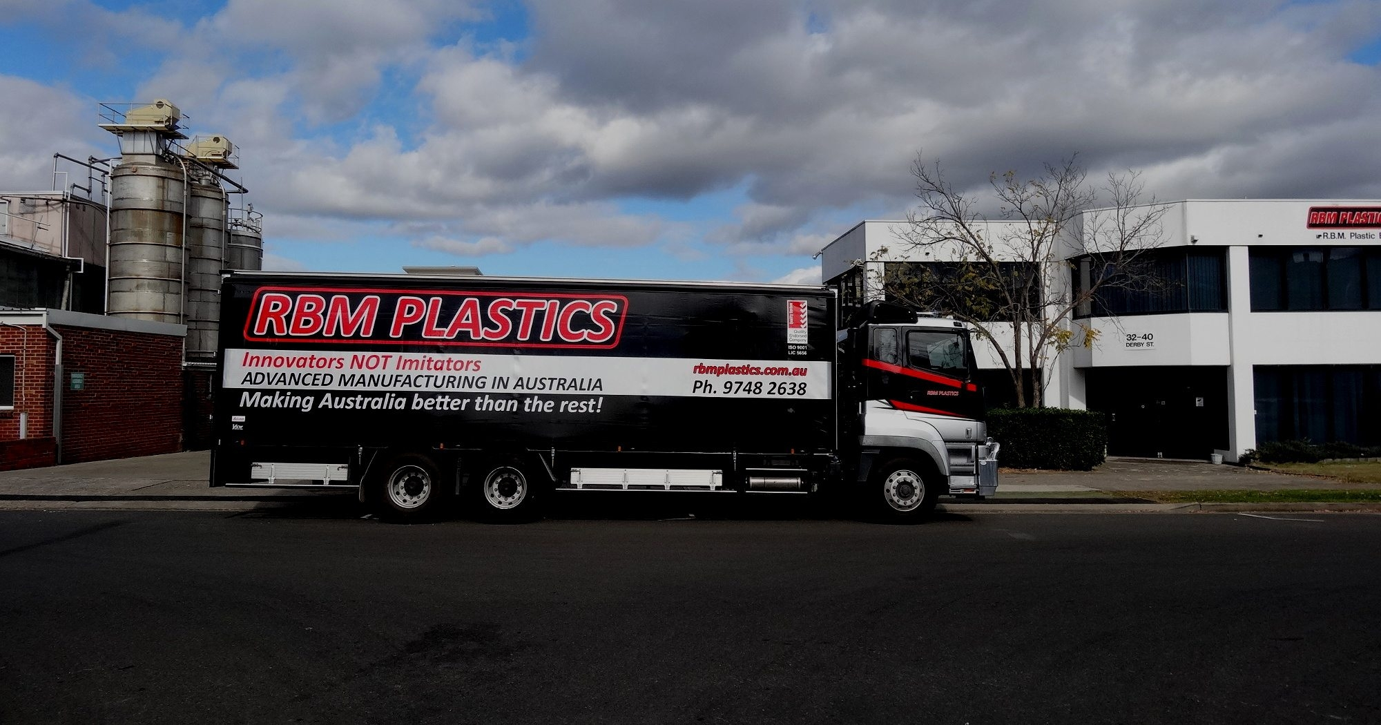 RBM Plastics Extrusions (@rbmplastic) Cover Image