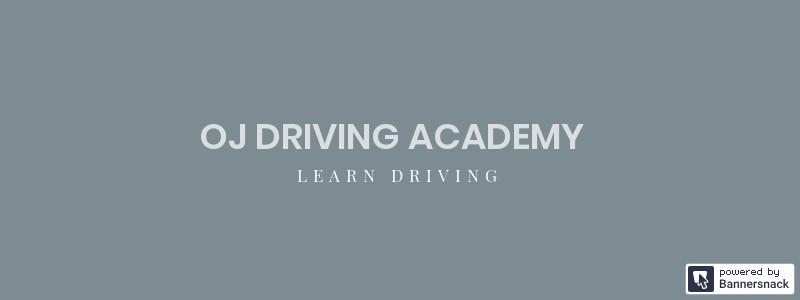 OJ Driving Academy (@ojda2019) Cover Image