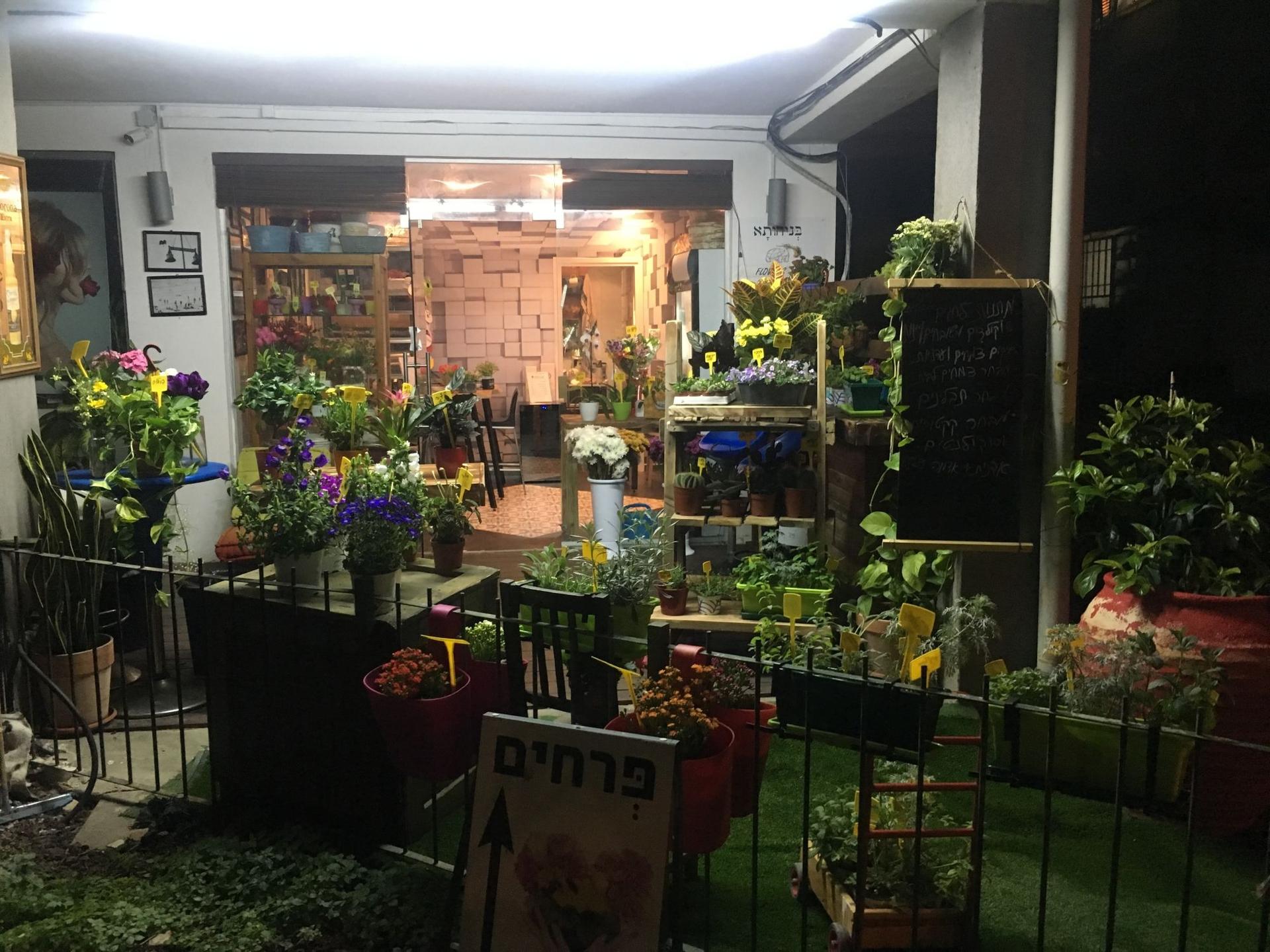 בניחותא פרחים ושוקולדים תל אביב והמרכז (@benichuta) Cover Image