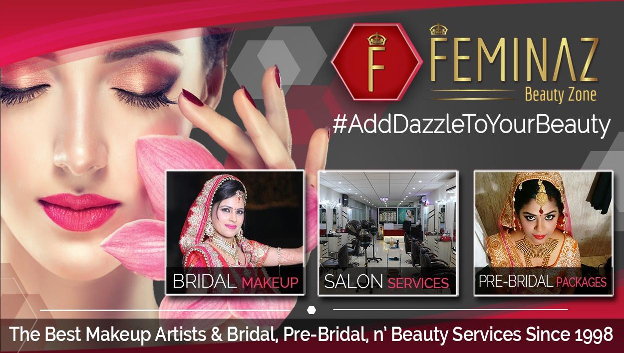 Feminaz Beauty Zone (@feminazbeautyzone) Cover Image