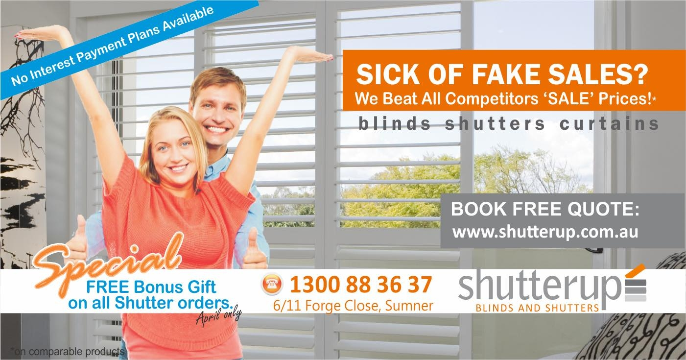 Shutterup Blinds and Shutters (@shutterupblindsandshutters1) Cover Image
