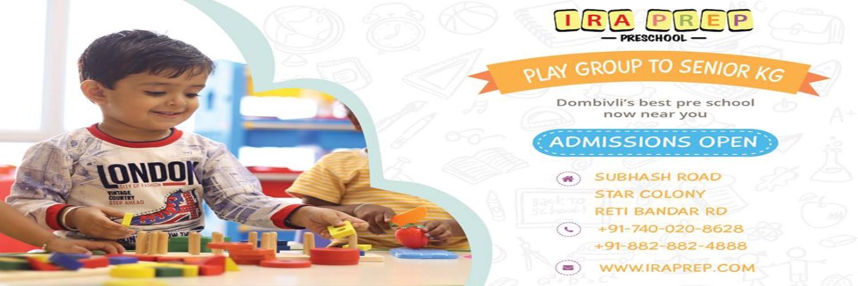 Iraprep Preschool-Dombivli(W)  (@iraprep-preschool-dombivli) Cover Image