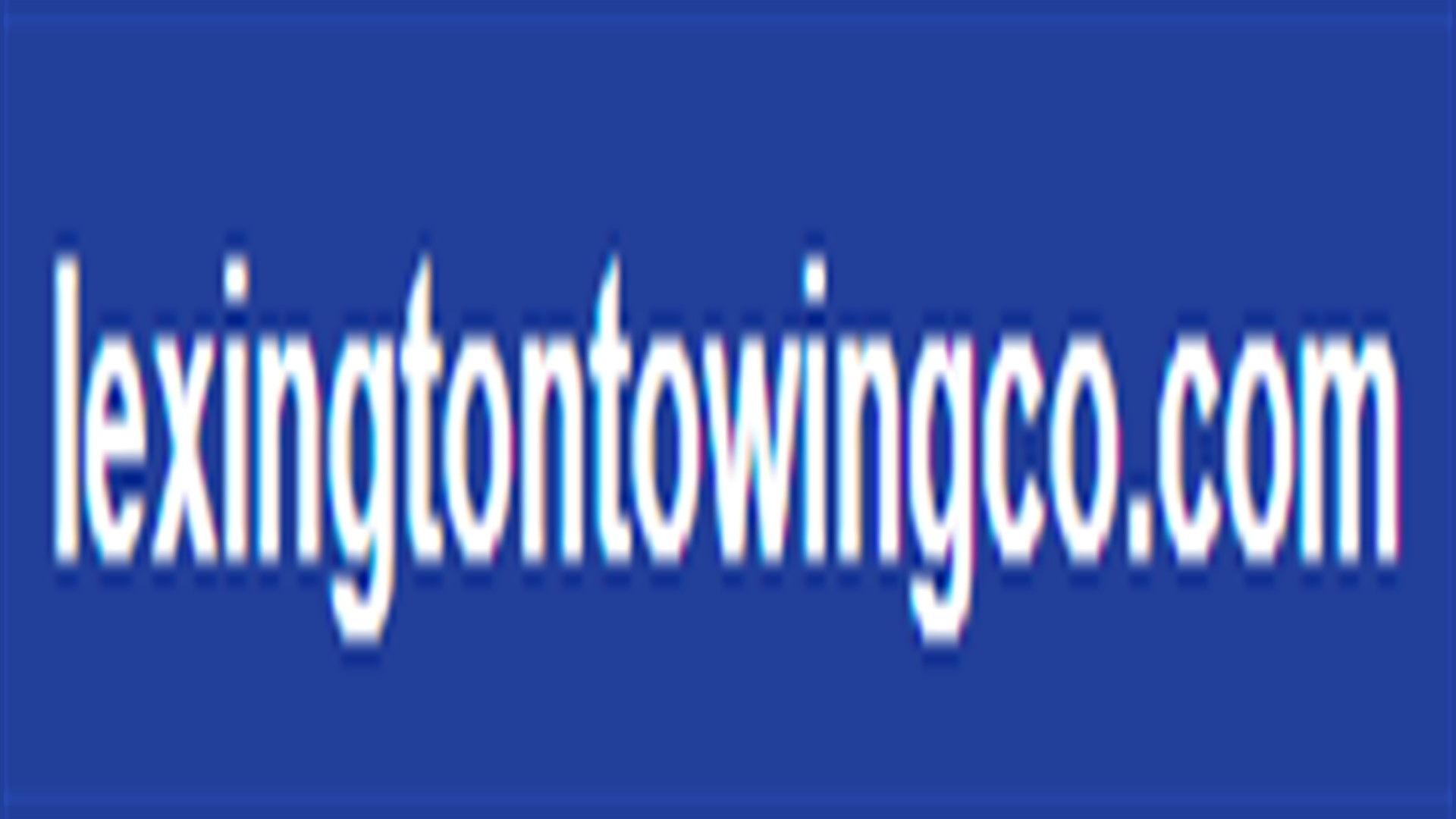 Lexington Towing (@lexingtontowingco) Cover Image