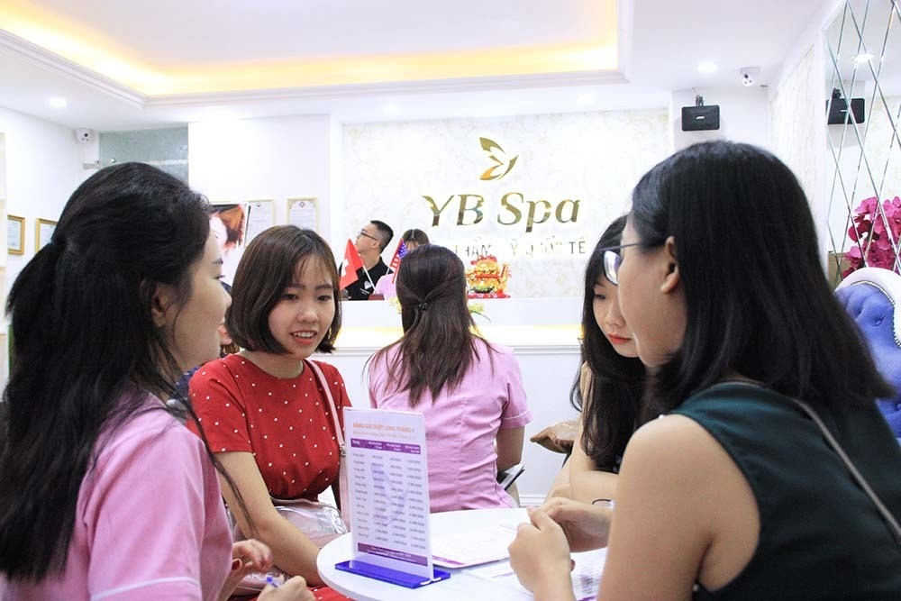 Vien Tham My YB Spa (@vienthammyybspa) Cover Image