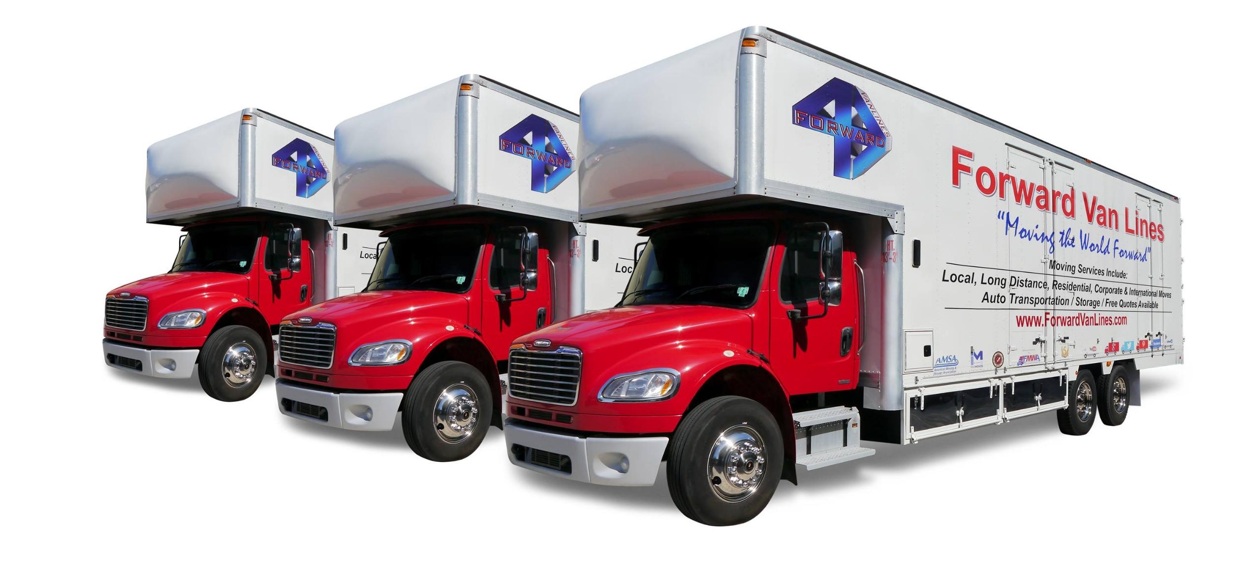 Forward Van Lines (@forwardvanlinesus) Cover Image