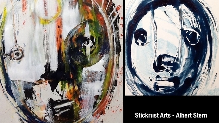 Stickrust Arts - Albert Stern (@stickrust) Cover Image