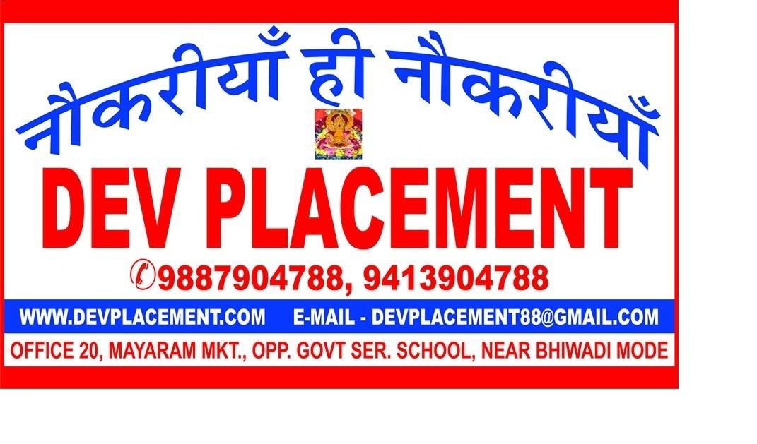 Dev Kumar (@devplacement) Cover Image