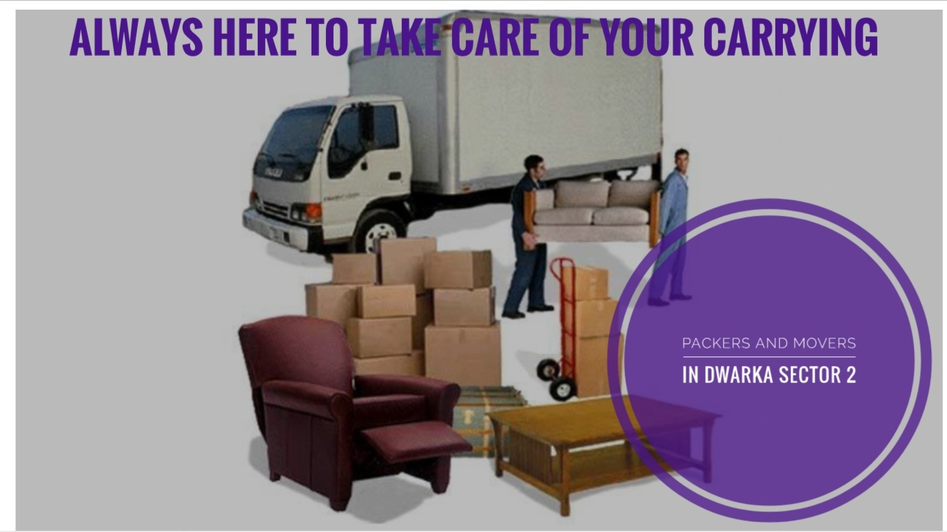 Packers And Movers In Dwarka Sector 2 (@oberoi) Cover Image