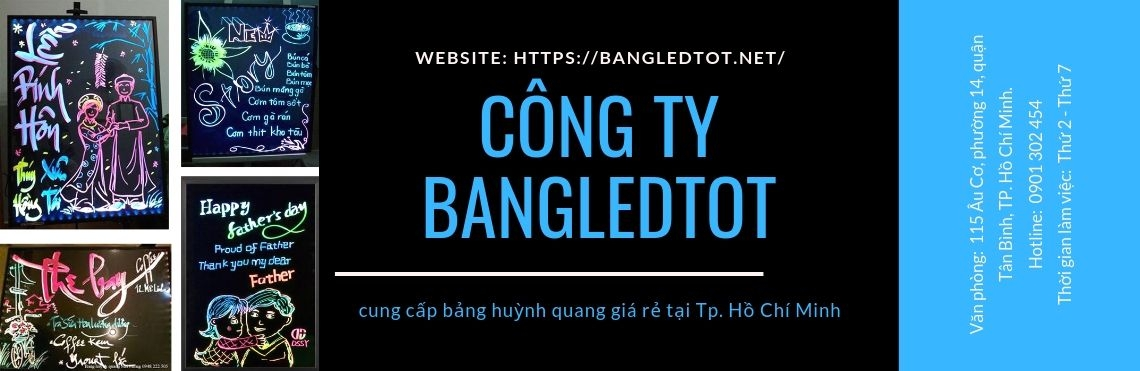 Bảng Led Tốt (@bangledtot) Cover Image