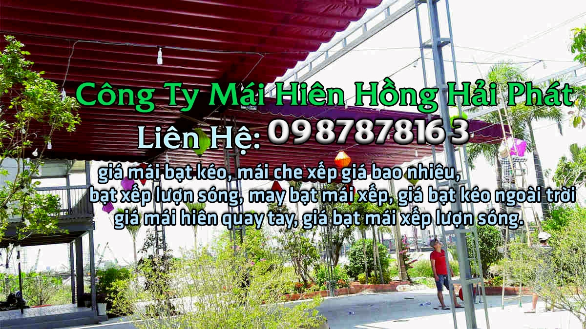 Công Ty Mái Hiên Hồng Hải Phát  (@cado188bet01) Cover Image