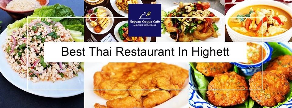 Nepean Cuppa Cafe and Thai Restaurant (@cuppacafe) Cover Image