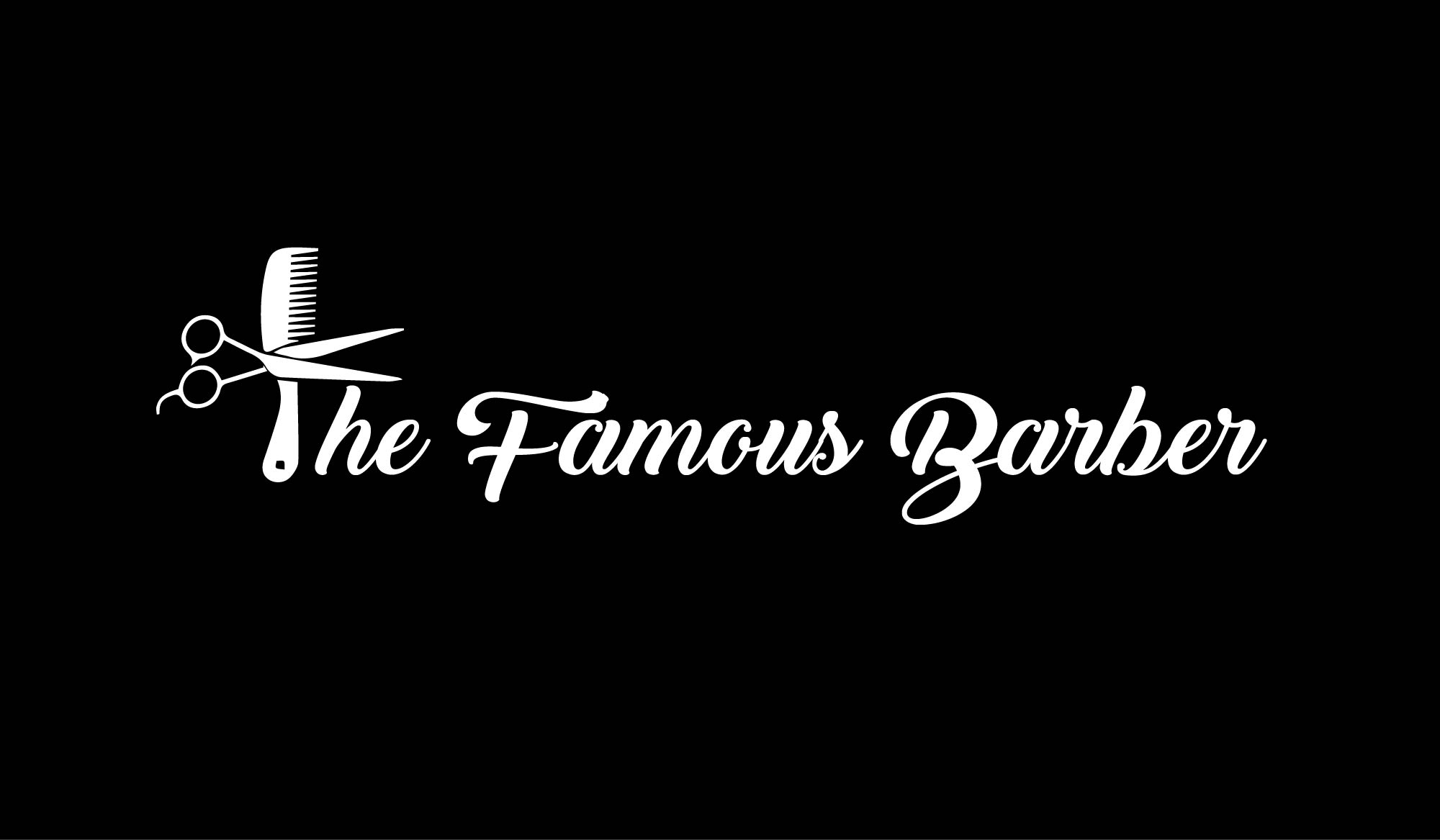 The Famous Barber (@thefamousbarber) Cover Image