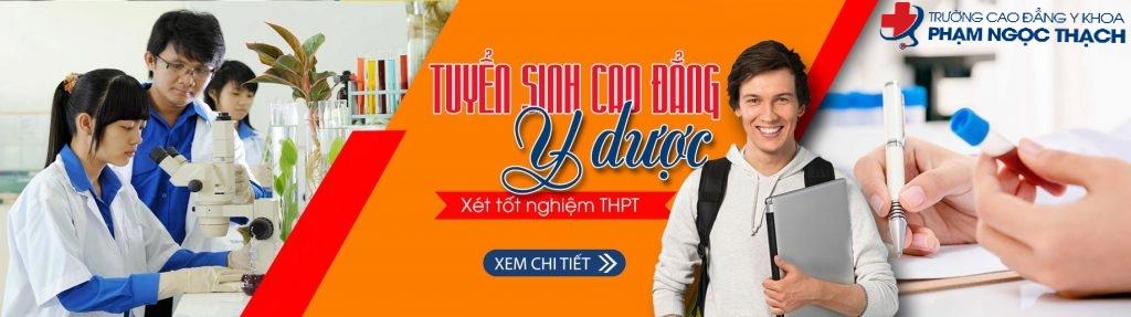 Tuyển sinh Cao đẳng Y Dược Sài gòn (@yduocsaigonpnt) Cover Image