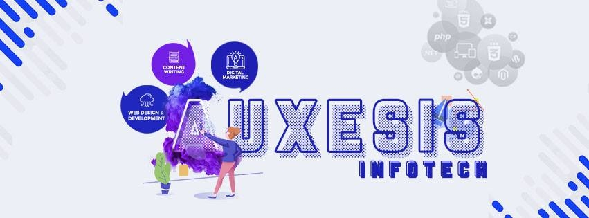 Auxesis Infotech (@auxesis_infotech) Cover Image