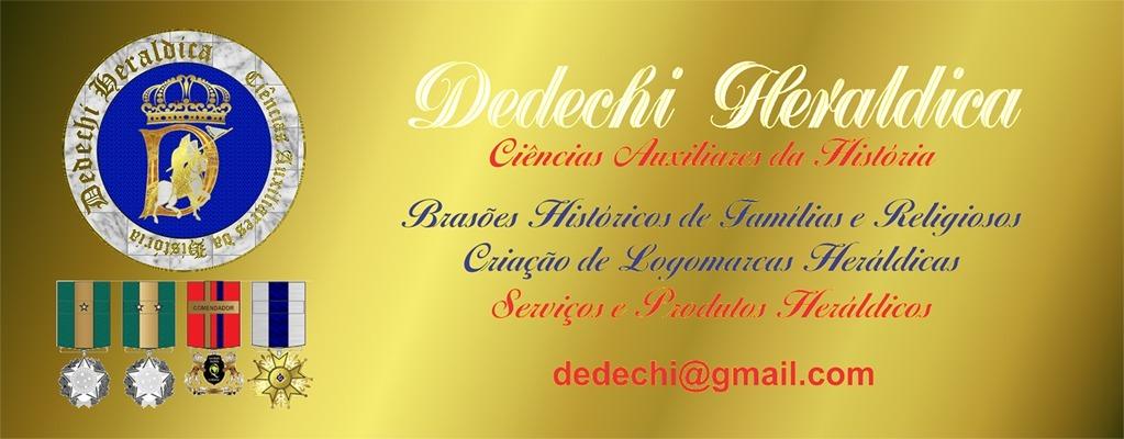 Dedechi Heráldica-Ciências Auxiliares da História (@actomazine) Cover Image