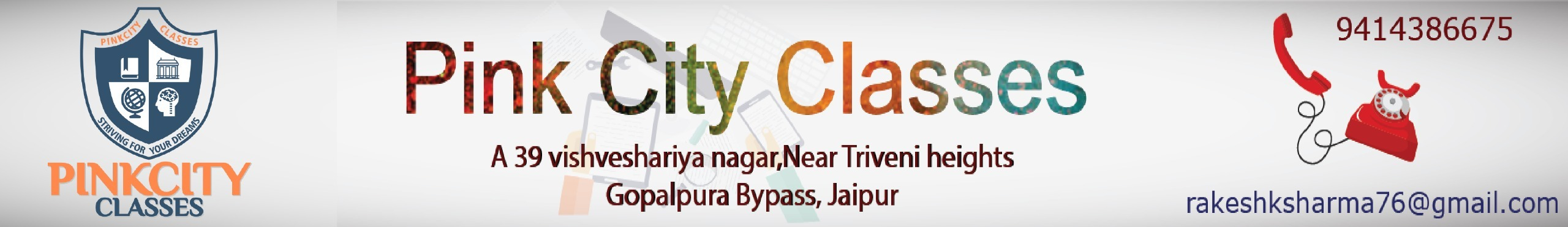 Pink City Classes (@pinkcityclasses) Cover Image